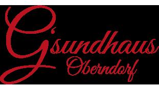 Gsundhaus Logo